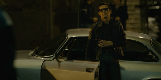 Willem Defoe as Pasolini
