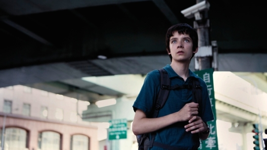 that kid from Ender's Game is now a gawky teen in X + Y