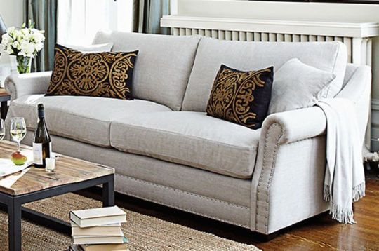 The Manhattan Sofa at The Bay