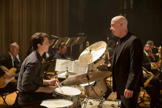 Whiplash: one of many films I have not seen