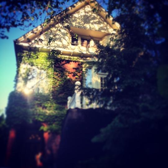 goodbye, crazy mansion!