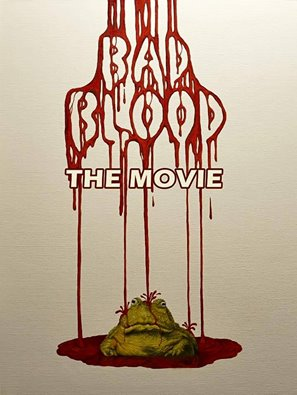 early Bad Blood poster